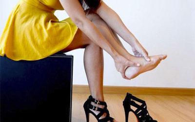¿Cuáles son los riesgos de abusar de los tacones?