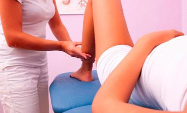 Fisioterapia vascular en Las Rozas